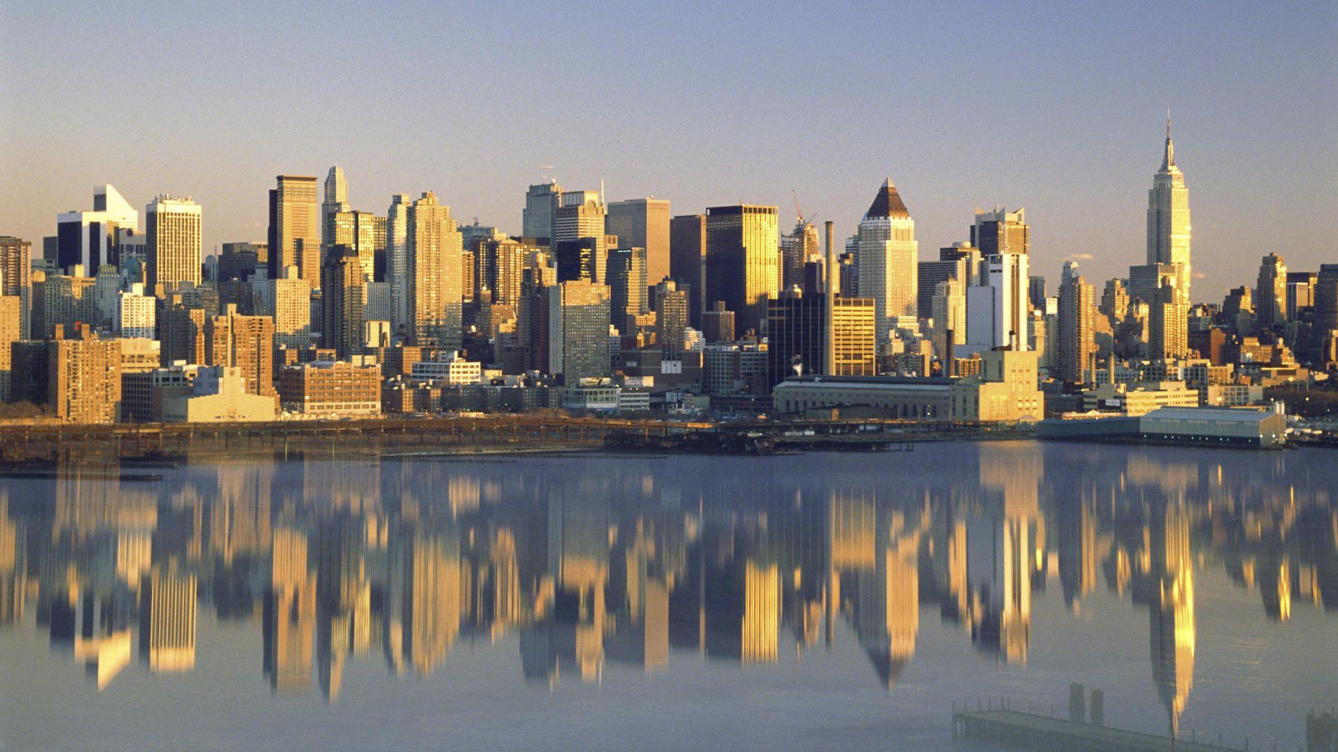 Newyorkcityreflectednewyork